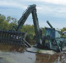 очистка-пруда